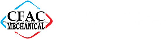 Champion Forest Air Conditioning & Heating, Inc Logo