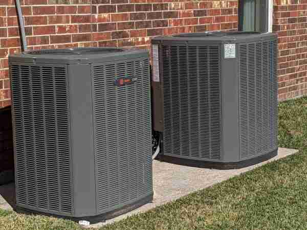 Trane air conditioning unit experts.